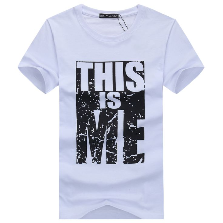 Men T-Shirts Cotton Plus Size Tee Shirt Homme Summer Short Sleeve Casual Men's T Shirts Male TShirts Camiseta Tshirt Homme Brand