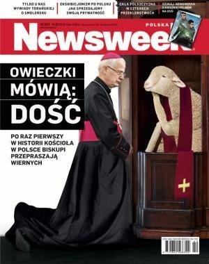 Po raz pierwszy w historii kościoła w Polsce biskupi przepraszają wiernych.