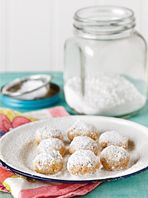 Almond and Lemon Shortbreads