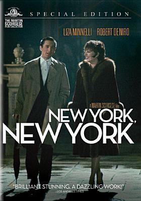 New York, New York [videorecording] / a Robert Chartoff-Irwin Winkler production ; a Martin Scorsese film ; produced by Irwin Winkler and Robert Chartoff ; screenplay by Earl Mac Rauch and Mardik Martin ; directed by Martin Scorsese