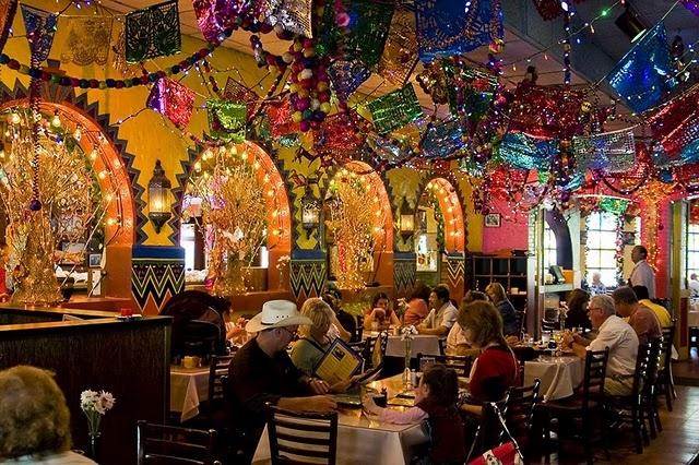 Mi Tierra Restaurant, San Antonio,TX  Love this place!