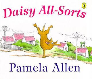 Daisy All-Sorts by Pamela Allen I BALANCED