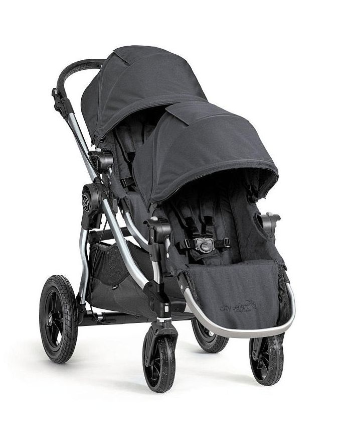 Baby Jogger City Select Double Stroller -