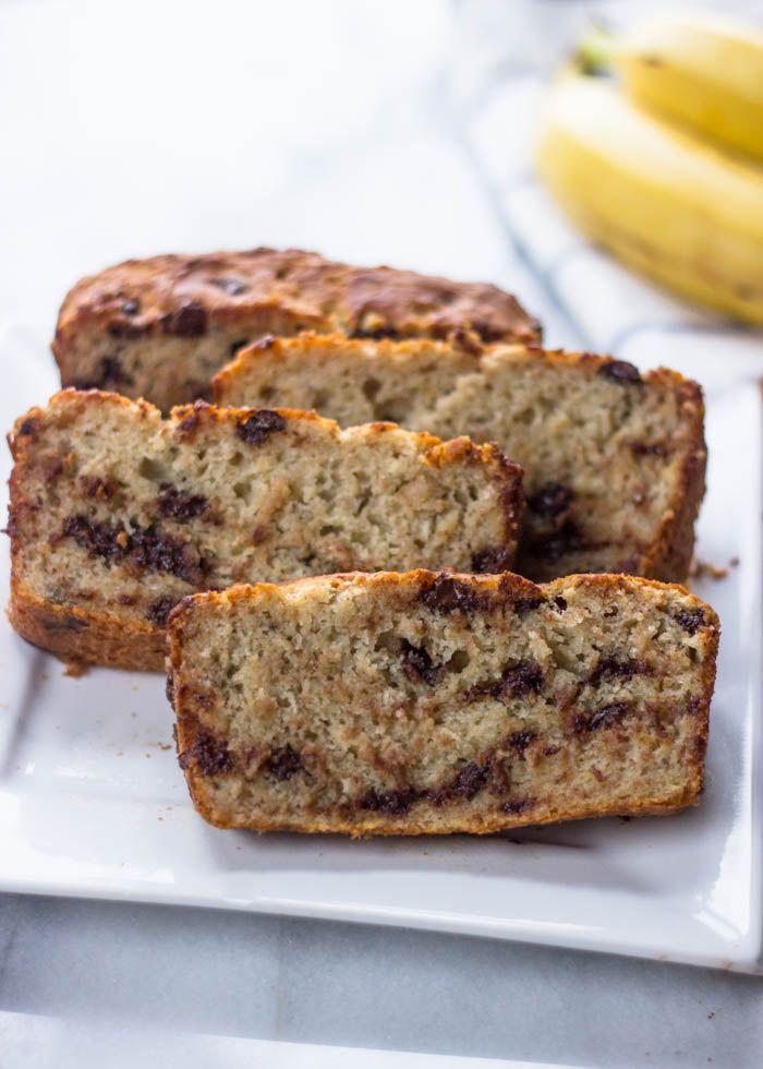 The Best Ever Super Moist Gluten Free Banana Bread | Gimme Delicious