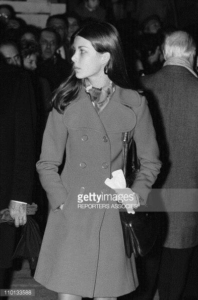 News Photo : Princess Caroline of Monaco with family at the...