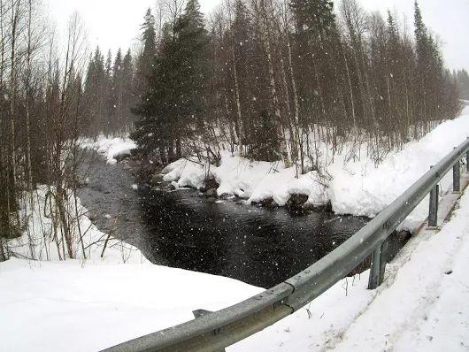 Kauneinta suomalaista maisemaa metsästämässä