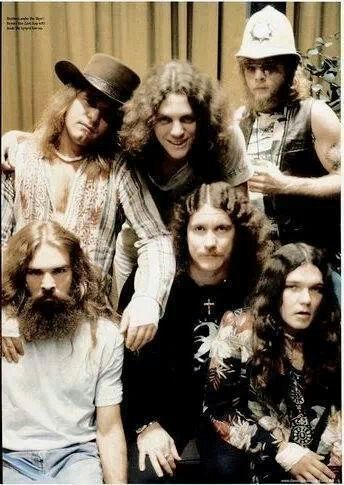 I keep seeing pins about lynard skynard being one the greatest southern rock bands, I say they were one of the greatest rock bands period.