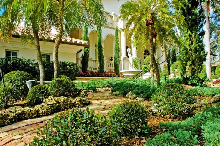 Florida Garden Design Plans Custom Inspiration Design