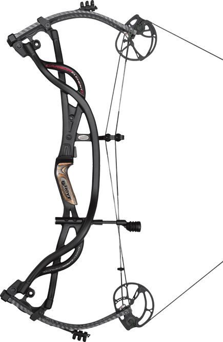 Hoyt Carbon Element G3 Compound Bows - weighs only 3.8 lbs! At $1600.00 may not be for every hunter.