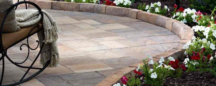 Belgard at The Stone Store Lafitt Rustic Slab