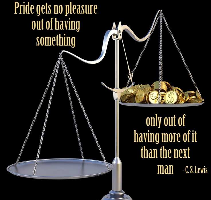 """""""Mere Christianity - 1952"""" (CSLewisDaily)100 Cs, Pride, Mere Christian, Deseret News, Cslewis Quotes, Tops 100, Cs Lewis, 100 C S, Man"""