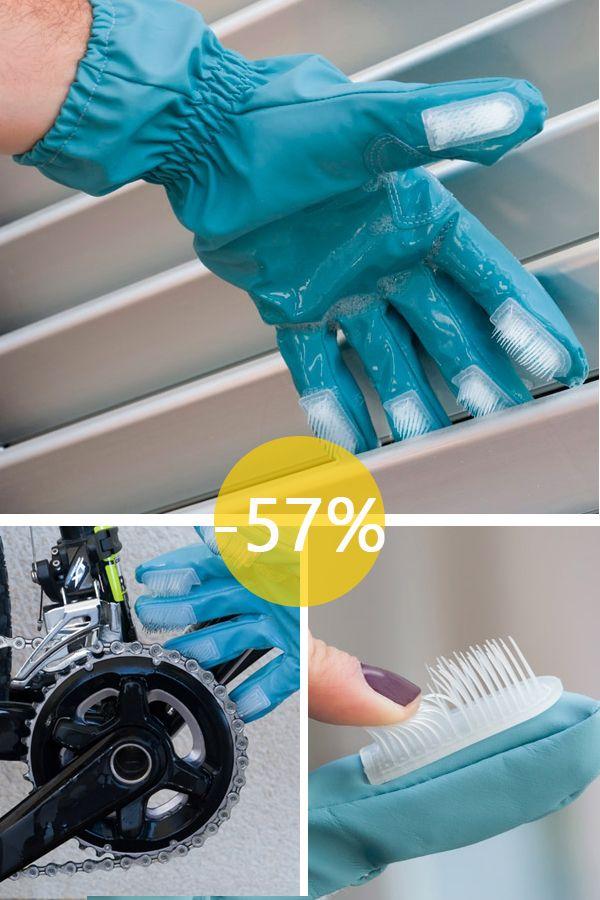 671df00f85c6 Hogyan takaríthatnád ki alaposan a legapróbb réseket és zugokat? Közben még  a kezed is védenéd