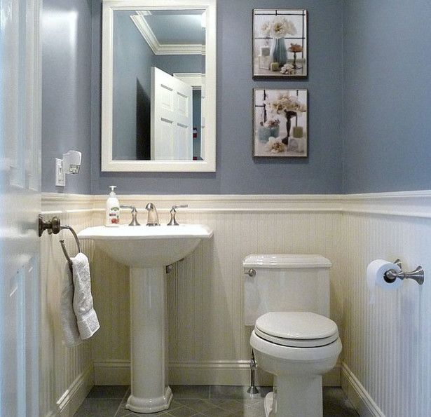 Small Half Bathroom Ideas For Your Apartment