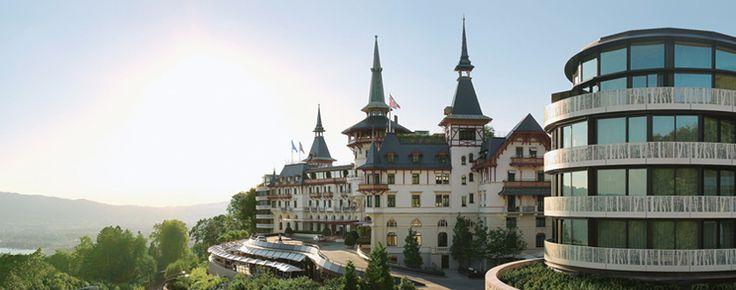 The Dolder Grand. Zürich, Schweiz.