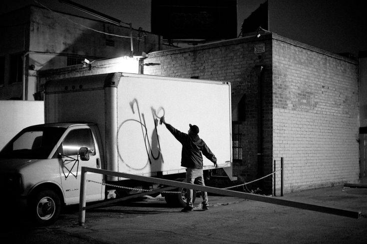vandalism - Keegan Gibbs