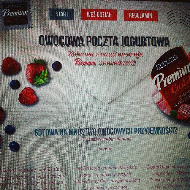 www.facebook.com/kobietanieidealna #bakoma #app #konkurs #aplikacja #razdwaprojekt #MODX
