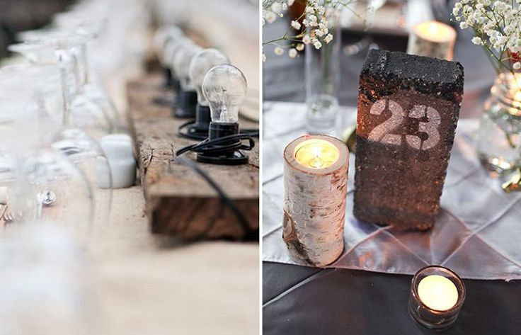 The table centrepiece is the perfect way to inject a combination of style, humour and personality
