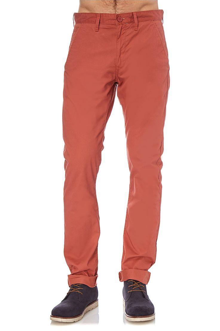 Venda Jeanswear / 28675 / Lee - Homem / Calças, calças de ganga e bermudas / Calças chino Ferrugem