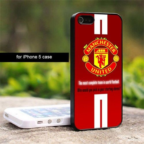 manchester united logo  for iPhone 5 case | HERLIANCASE - Accessories on ArtFire