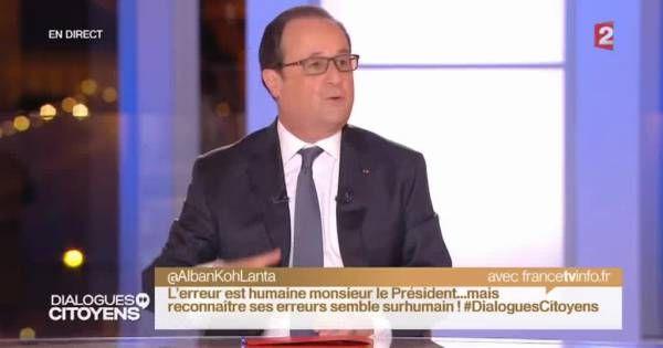 Koh-Lanta : Un ancien candidat interpelle François Hollande en direct à la télé Check more at http://people.webissimo.biz/koh-lanta-un-ancien-candidat-interpelle-francois-hollande-en-direct-a-la-tele/