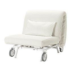 IKEA PS Bekleding slaapfauteuil - Gräsbo wit - IKEA - HOES - 40 euro - wassen op 60°