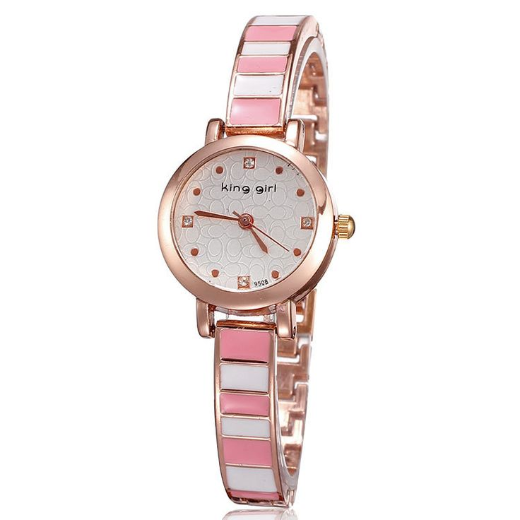 b297ef7a024 women watch 2014 wholesale quartz analog watch rhinestone rose gold plated  colorful dress watch ladies gold. Relógios De Ouro Para ...