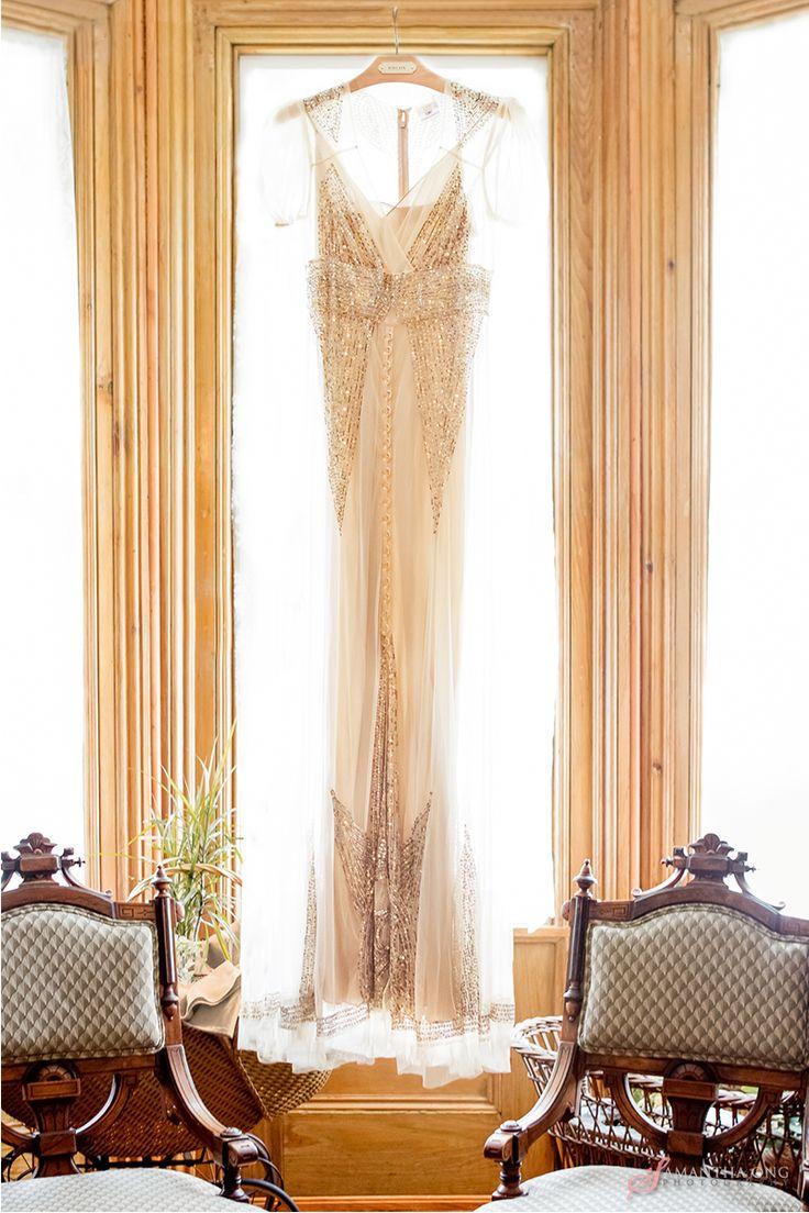 Beamer Falls Manor Wedding: Erin and Michael