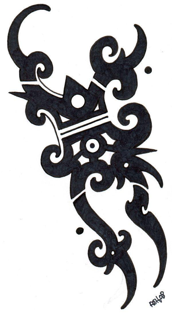 sarawak iban Malaysia tatto