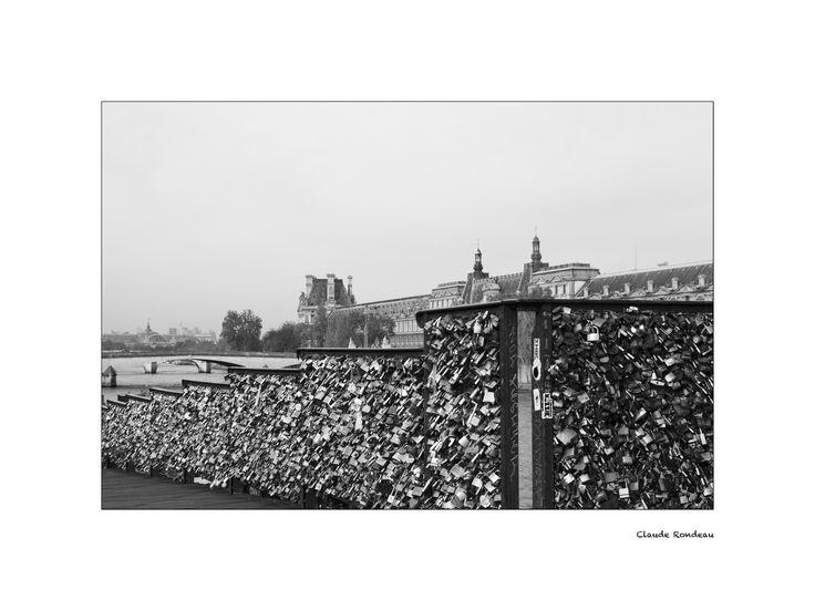 Paris, cadenas mania
