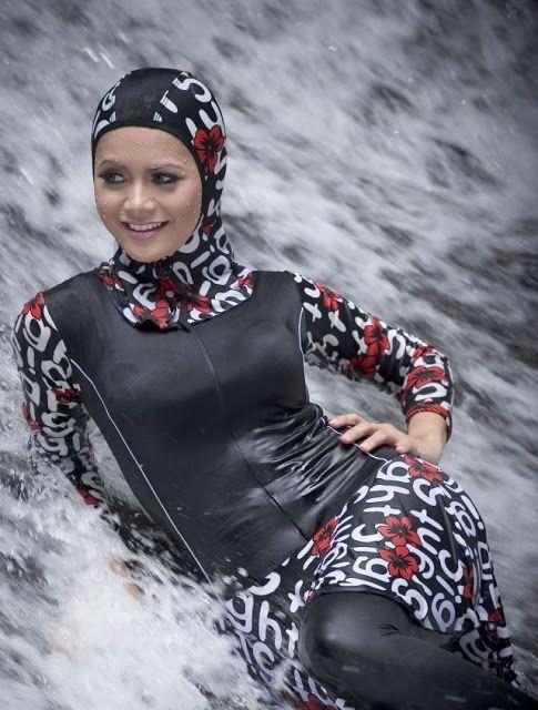 Top Les 25 meilleures idées de la catégorie Maillots de bain musulmans  US55