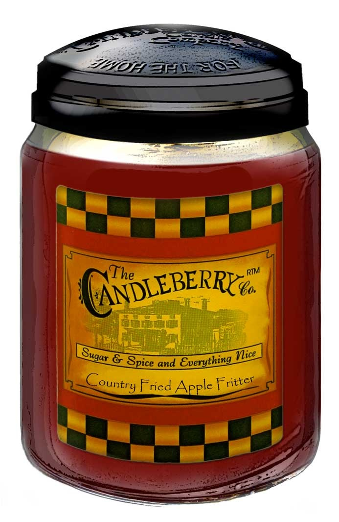 Country Fried Apple Fritter 26 oz. Large Jar