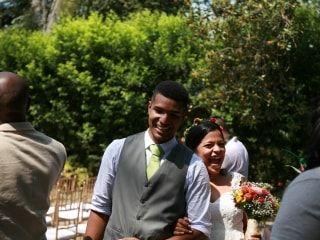 Casarme no estaba en mis sueños como para toda mujer, pero se convirtió en un sueño cuando los conocí a él, me entusiasmé y quise que ese día fuera inolvidable pero sobre todo, los dos queríamos que cada rincón de la boda reflejara lo que éramos los
