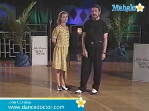 How to Dance The Lindy Hop Charleston