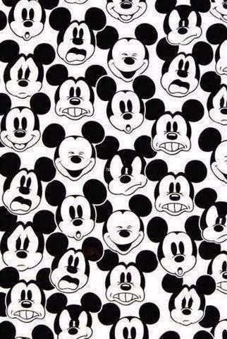 Rostos -  Mickey Mouse