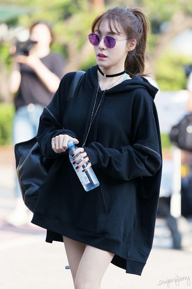 Girl's generation-Tiffanycool style