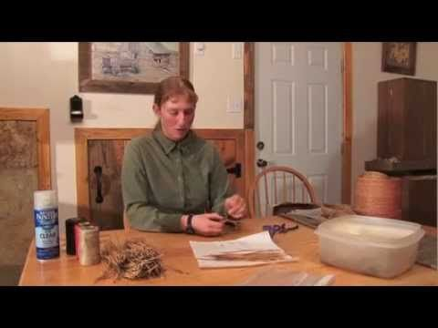 How to Make a Pine Needle Basket
