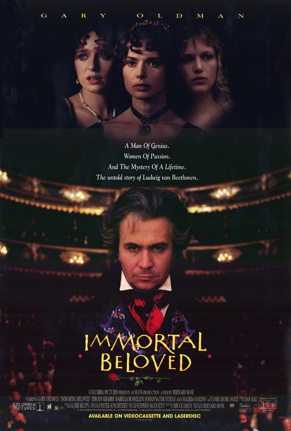 the film beloved and the life of ludwig van beethoven Beethoven and his women  the untold love story of ludwig van beethoven if you're ever seen the 1994 movie immortal beloved (the one without the saint bernard .