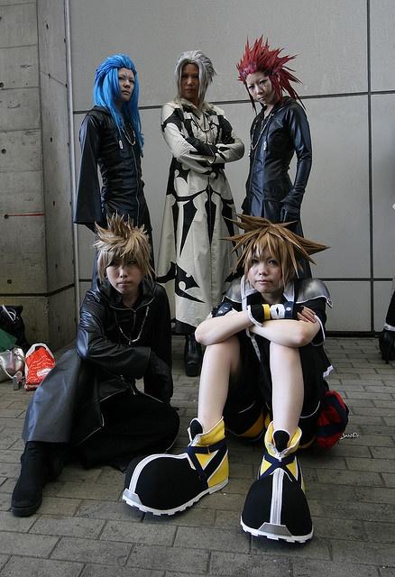 Kingdom Hearts Tgs Cosplay Img 0774 By Jeroen020 Via