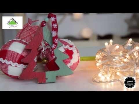 DIY Χριστουγεννιάτικο δέντρο κορνίζα - YouTube