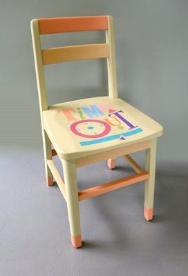 Time out chair. It works if you know how to use it and when to & 808 best Painted u0026 Decoupaged images on Pinterest | Painted ... islam-shia.org