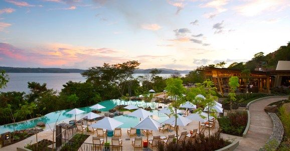 In a location second to none, where the Gulf of Papagayo meets the sapphire waters of Culebra Bay, Andaz Peninsula PapagayoResort awaits with a Costa Rican experience you will never forget. Renowned architecture and breathtaking style create this award-winning resort paradise, home to 153 rooms, a
