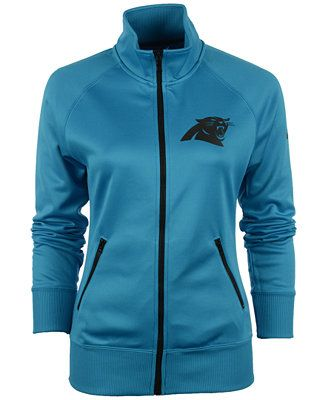Nike Women's Carolina Panthers MVP Track Jacket