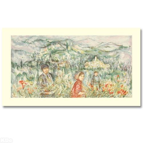 103 best My Favorite Artist - Edna Hibel images on Pinterest Edna - new certificate of authenticity painting