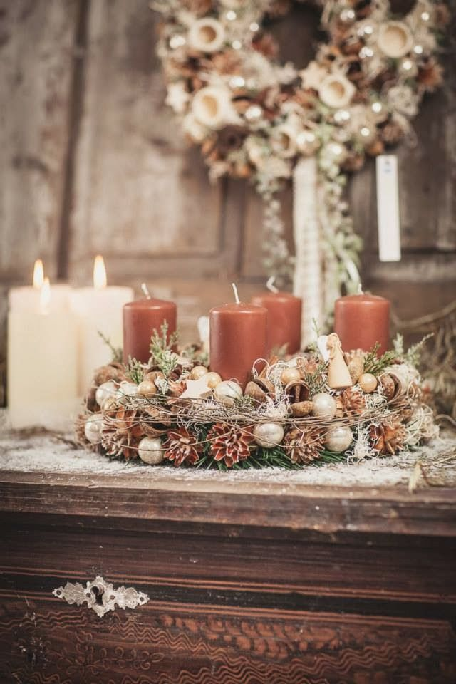 Advent wreath                                                                                                                                                                                 More