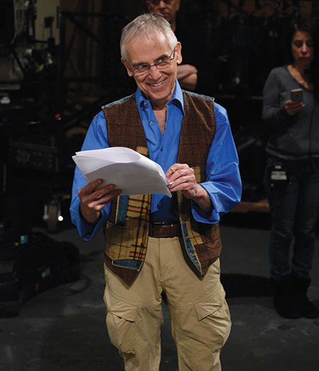 In putting together Saturday Night Live, one of television's most iconic shows, director Don Roy King and his team have to deal with enormous changes at the last minute. Here's what really goes on behind the scenes.