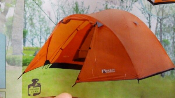 Tenda greatoutdoor java 4/5