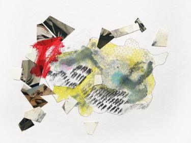 "Saatchi Art Artist Sander and Marijah; Collage, ""V.XIII.VII.XVI - 30.09.16"" #art"