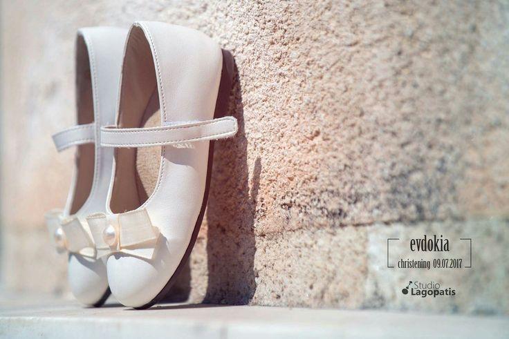 #christening #baptism #baptismshoes #babygirl #summer2017 www.lagopatis.gr