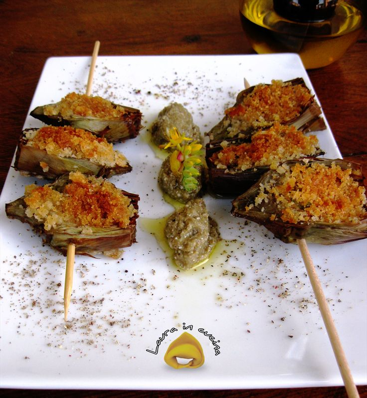 Oggi carciofi gratinati una gustosa ricetta alternativa da presentare ai vostri ospiti .Dei gustosi quarti di carciofi prima lessati e poi ripassati in