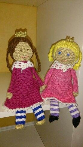 Mina prinsessors prinsessor.